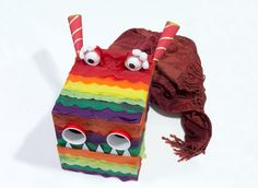 Your class will love this Chinese New Year Dragon Costume Craft!