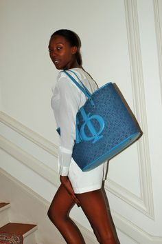 The Amy Tote - Carryall - FULANI