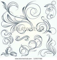 Arabesque Vetores e Vetores clipart Stock   Shutterstock