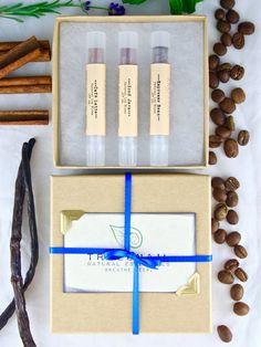 Set of 3 - Coffee-Inspired - Natural Lip Gloss Set - Brown Lip Tint - Natural…