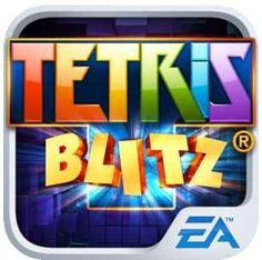 Tetris Blitz - just when I thought I would get bored with Tetris, they put out this app! New favorite iPhone app! Free Android, Android Apps, Ipad Mini, Kindle Fire Apps, Tetris, Best Free Apps, Free Mobile Games, Single Player, Mobile Video