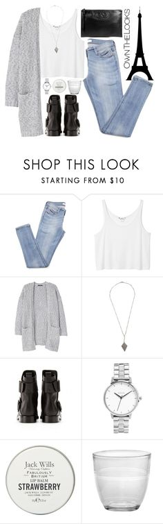 """lighthouse"" by presmei ❤ liked on Polyvore featuring Monki, MANGO, Lucky Brand, Pierre Hardy, Nixon, Jack Wills, Duralex, Cole Haan, men's fashion and menswear"