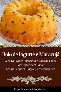 Brazillian Food, Clown Cake, How To Make Bread, Sweet Desserts, Yummy Cakes, Cupcake Cakes, Sweet Tooth, Food And Drink, Cooking Recipes