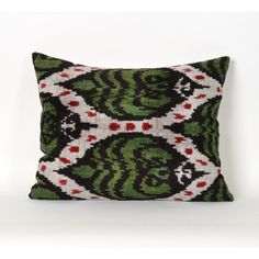 Green Velvet Pillow Eclectic Home Decor Velvet Pillow Cover Accent... (£56) ❤ liked on Polyvore featuring home, home decor, throw pillows, dark olive, decorative pillows, home & living, home décor, eclectic home decor, silk accent pillows and green accent pillows
