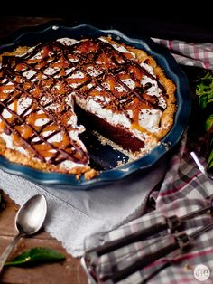 Chocolate Pie, os va a encantar