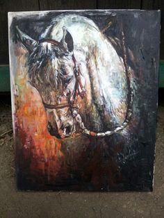 acrilic horse
