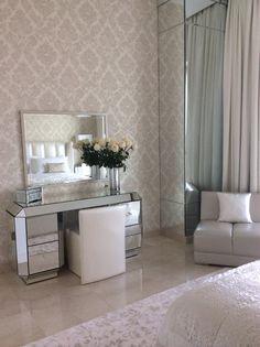 Merveilleux Girlie Bedroom Soft, Relaxing #dressingtable #bedroom