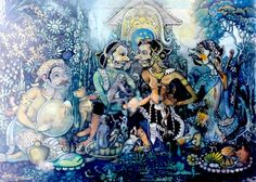 Indonesian Art  -  @  https://www.artebooking.com/marie.kazalia/artwork-1675