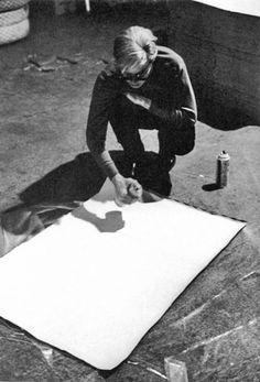 Andy Warhol 1965.