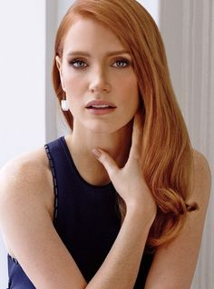 Jessica Chastain - InStyle