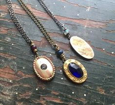 Love the detail on each of these necklaces!! {$36 each} Comment below with PayPal to purchase and ship or comment for 24 hour hold #repurposeboutique#shoprepurpose#boutiquelove#style#trendy#musthaves#obsessed#fashion#artisan