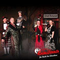 Krimidinner - Das Original: Die Nacht des Schreckens - Hamburg - 26.10.2014