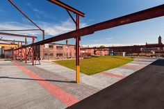 The Steel Yard - Overlooking Yard - modlar.com