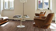 DES6223 Objectflor Expona Design Collection Vinyl Designbelag Dark Classic Oak Vinyl, Dining Table, Flooring, Michel, Furniture, Home Decor, Contemporary Radiators, Woodwind Instrument, Homemade Home Decor