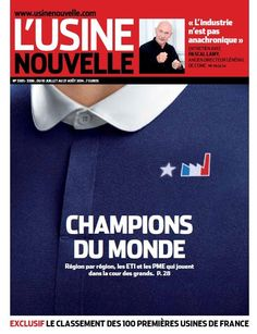 World champions of (french) industry. Eveyrday they play the final !