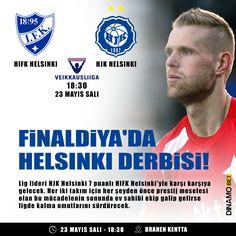 Finlandiya'da derbi zamanı! www.dinamobet23.com #dinamobet #hifkhelsinki #hjkhelsinki