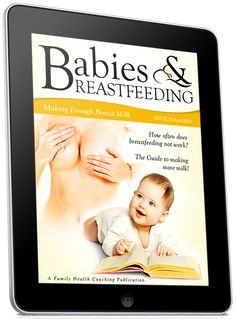 ISSUE 11 - The most common reason new moms decide to stop nursing is concern over low milk supply. Occasionally, there is an underlying health or anatomical issue that interferes with milk production but the most common problem is a simple: misunderstanding of how babies signal mom to make just the right amount of milk to meet their needs. Sometimes there are problems but most of these are solvable with support and appropriate information. Hopefully this month's issue provides a little of…