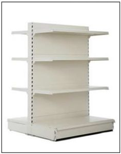 supermarket shelving - find the right shelving for you