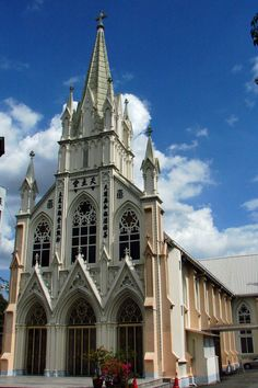 Top 10 World's Most Spectacular Modern Churches, Kuala Lumpur Baptist Church