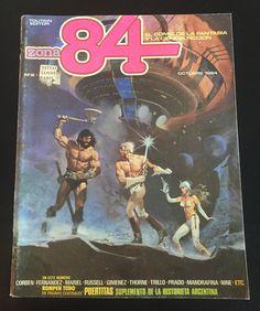 Zona 84 número 2 - Comprar en Comic Manía