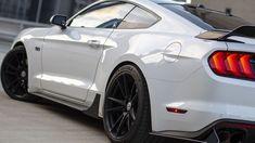 2015-2021 Mustang Side Winglets