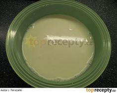 Kokosové mléko a kokosová šlehačka jen z kokosu a vody Pie Dish, Plates, Vegan, Dishes, Tableware, Sweet, Food, Licence Plates, Candy