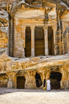 Discovering Petra, Jordan