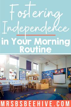 Foster independence in your kindergarten classroom with these simple tips and tricks. Students love to feel a sense of independence and teaching them how to be self-reliant benefits both them and you! Get back more of your teacher time by giving your students the tools they need for independence!