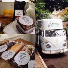 5 exemplos de Food Trucks saudáveis no Brasil; Kombi Food Truck, Food Trucks, Ice Cream Car, Bike Food, Kids Cafe, Coffee Truck, Branding, Confectionery, Pop Up Stores