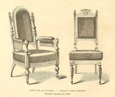 img/dessins meubles mobilier/fauteuil et chaise rembourres.jpg