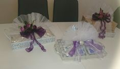 Brown Paper, Happy Campers, Artisan, Wraps, Gift Wrapping, Table Decorations, How To Make, Gifts, Furniture