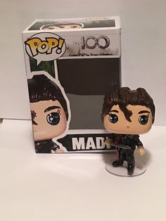 Excited to share this item from my shop: The 100 Madi Griffin Custom Pop Figure Custom Pop Figures, Pop Vinyl Figures, The 100 Poster, Lincoln And Octavia, 100 Memes, The 100 Clexa, The 100 Show, Recording Studio Design, Funk Pop