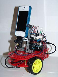 ArduiPhone Robot