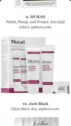 [Product Question] Murad MiniKit Care Skin BHA/AHA . Curious if anyone has any experience with their sunscreen and their products. I am looking to get rid of PIH and finding a HG sunscreen. I am extremely CC/ sebaceous filament prone and trying to improve the texture of my skin. Thanks!