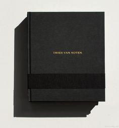 Dries Van Noten book cover, Inspirations / Garance Doré
