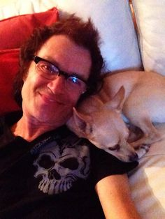 Me & TOTO. All love. Always...