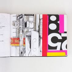 Sketchbook Series: Alex Eben Meyer