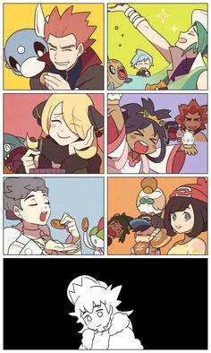 (2) Inicio / Twitter Lance Pokemon, Lusamine Pokemon, Pokemon Manga, Pokemon Comics, Pokemon Funny, Pokemon Memes, Pokemon Fan Art, Naruto Akatsuki Funny, Pokemon Adventures Manga