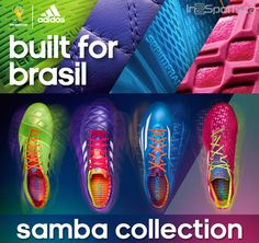 Samba is probably Adidas's biggest-selling shoe and the longest-running model in production (Tim,j and Davis, S, 2009, P98)