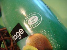 Gel de ducha esxfoliante Le Kiwi de Cottage