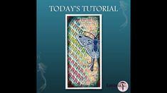 Magic Tutorial, Gel Press, Lavinia Stamps, Creative Art, Stencils, Cards, Painting, Painting Art, Paintings