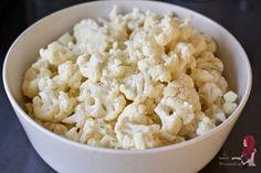 Bloemkool ovenschotel met kip - WayMadi Snack Recipes, Cooking Recipes, Snacks, Cauliflower, Macaroni And Cheese, Recipies, Spaghetti, Menu, Gluten Free