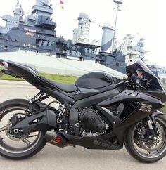 Akrapovic Slipon Shorty Suzuki 06-07 GSXR 600/750