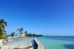 Tudo sobre viajar no Belize (na foto Caye Caulker, Belize)