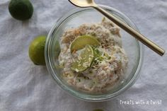 Key Lime Pie Overnight Oats | 19 Ridiculously Easy Mugs Of Overnight Oats