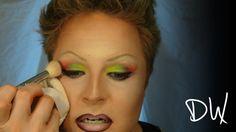 venus flytrap makeup - Google Search