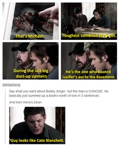 """""""And then there's Dean..."""""""