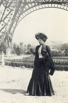 feuille-d-automne:  Louise Blouet by Maurice Joyant , ca. 1899