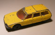 For sale 3.50 Euro >>Citroen CX Break Matchbox - Speelgoedenverzamelshop