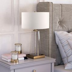 Buffet Table Lamps, Table Lamps For Bedroom, Glass Table, Modern Table Lamps, Night Table Lamps, Nightstand Lamp, Bedside Table Lamps, Glam Lamps, Country Lamps